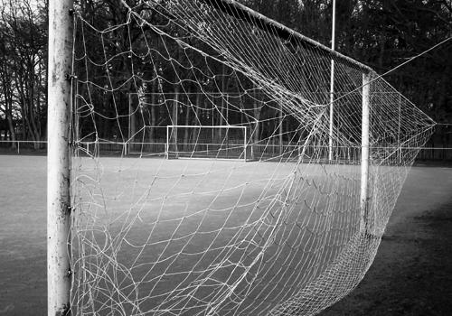 Sportplatz Am Waldessaum Rostock 2005