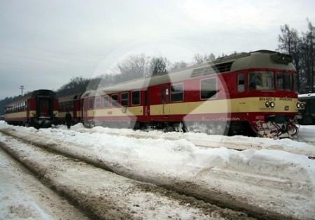 Bahnhof Trutnov 2004