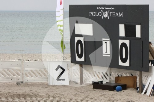 Start frei für Beach Polo in Warnemünde!