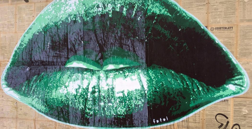 Green Lips, Friedrichshain, 2018