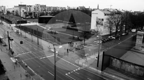 Gedenkstätte Berliner Mauer Bernauer Straße 2011