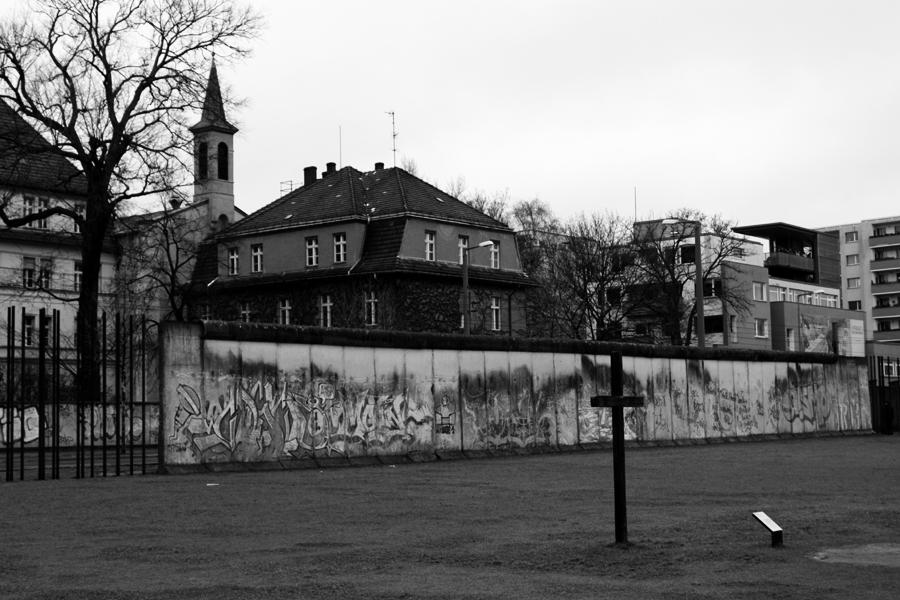 Berliner Mauer Bernauer Straße 2011