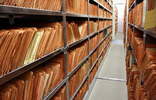 Stasiakten BStU Archiv Berlin 2010