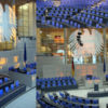 Plenarsaal Bundestag 2007