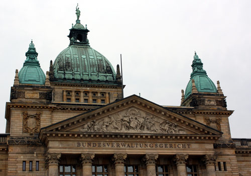 Bundesverwaltungsgericht Leipzig 2010