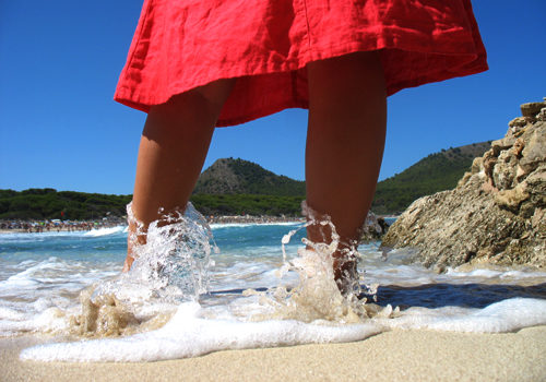 Cala Guyá Agulla Mallorca 2007