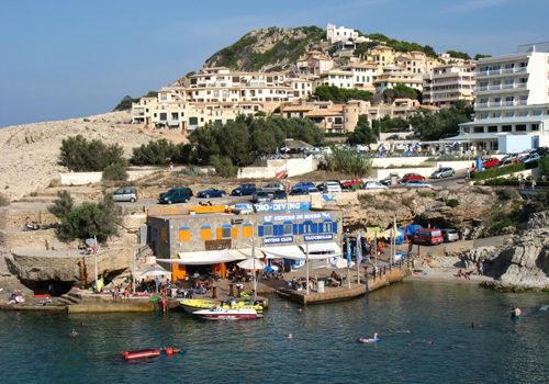 Cala Lliteras Mallorca 2006