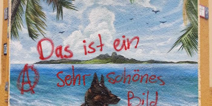 Das ist ein sehr schönes Bild, Berlin-Friedrichshain