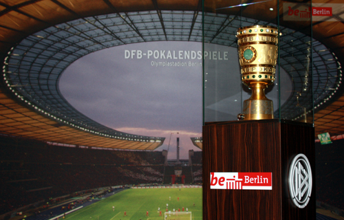 DFB-Pokal Rathaus Berlin 2010