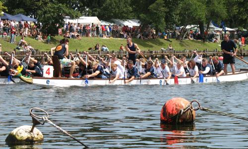 Drachenbootrennen Alter Strom 2007