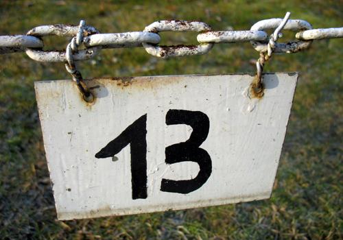 Dreizehn Nummer 2008