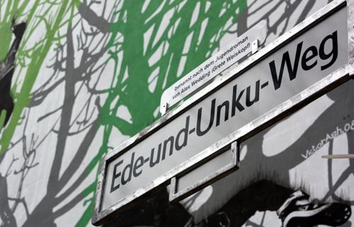 Ede-und-Unku-Weg Berlin 2011