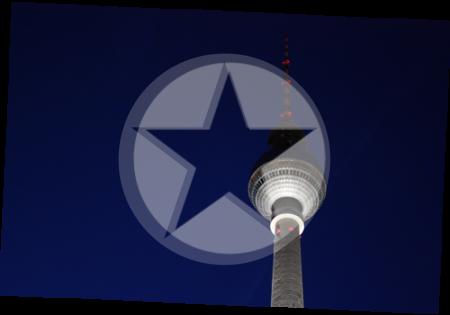 Berliner Fernsehturm 2010