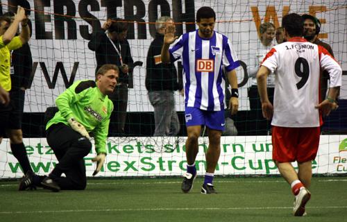 Hertha BSC Michel Mazingu Dinzey 2013