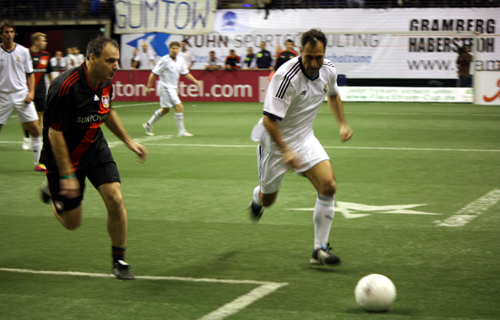 Finale Bayer Leverkusen Real Madrid 2013
