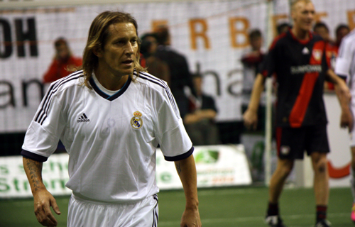 Michel Salgado Real Madrid 2013