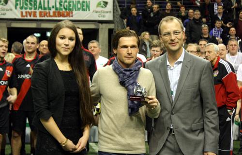 Dariusz Wosz Bester Spieler Torschützenkönig 2013