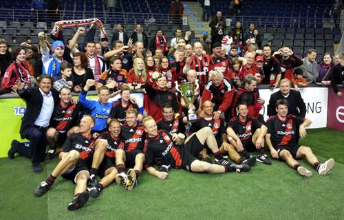 Bayer Leverkusen FlexStrom-Cup 2013