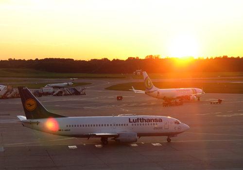 Flughafen Hamburg 2006