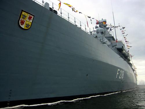 Fregatte Mecklenburg-Vorpommern 2005