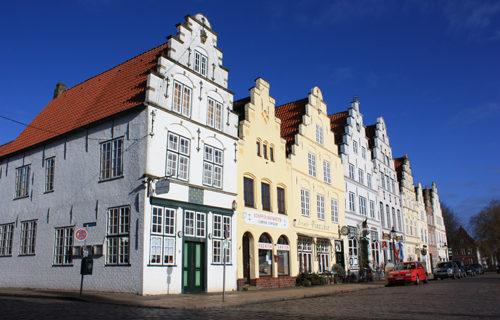 Friedrichstadt Markt 2009