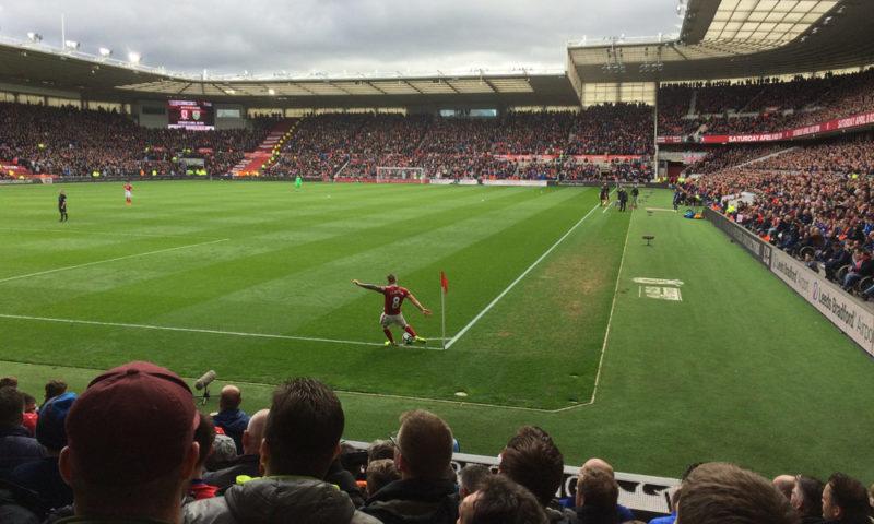 Fußballreise ins Riverside Stadium: FC Middlesbrough-gegen Manchester United, 2017
