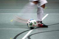 Futsal Berlin Torschuss 2011