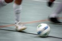 Futsal Berlin Zweikampf 2011