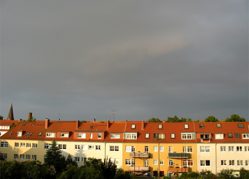 Haus Himmel Warnemünde 2006