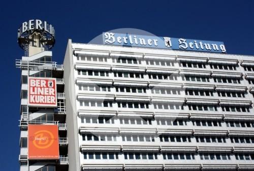 Haus der Berliner Verlage Berlin Alexanderplatz 2011