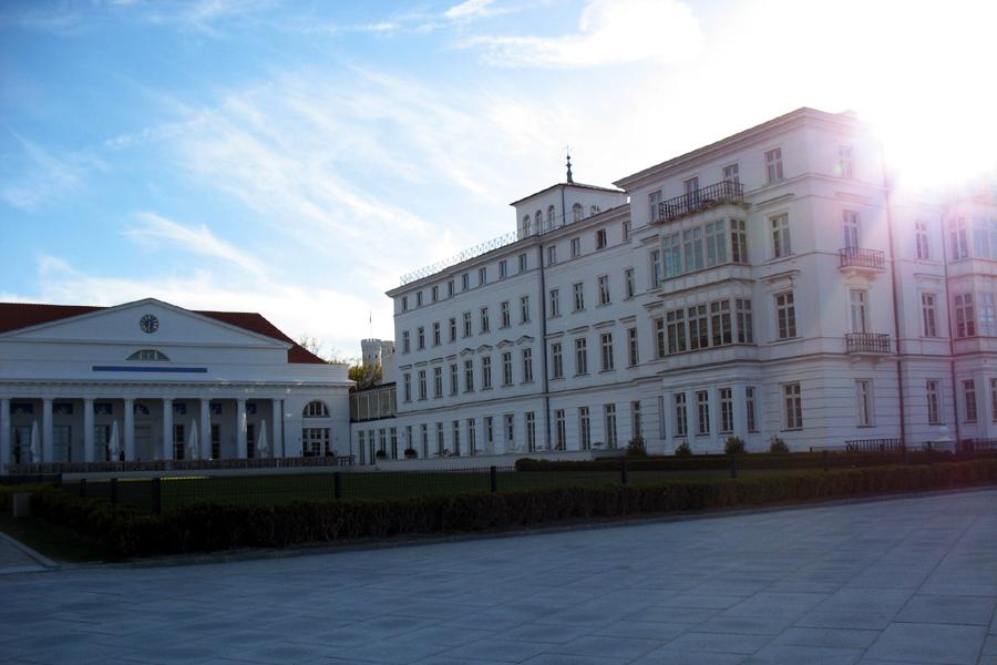 Kurhaus Heiligendamm 2007