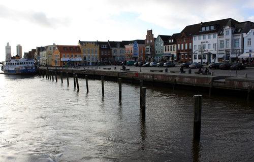 Husum Hafen 2009