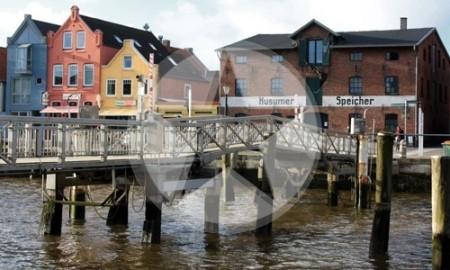 Husum Speicher Hafen 2009