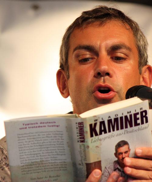 Wladimir Kaminer Liebesgrüße aus Deutschland 2011