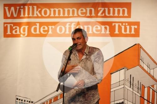 Wladimir Kaminer Tag der offenen Tür Berlin 2011