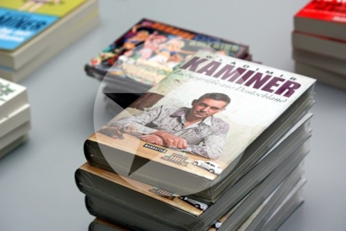 Wladimir Kaminer Buch Liebesgrüße aus Deutschland 2011