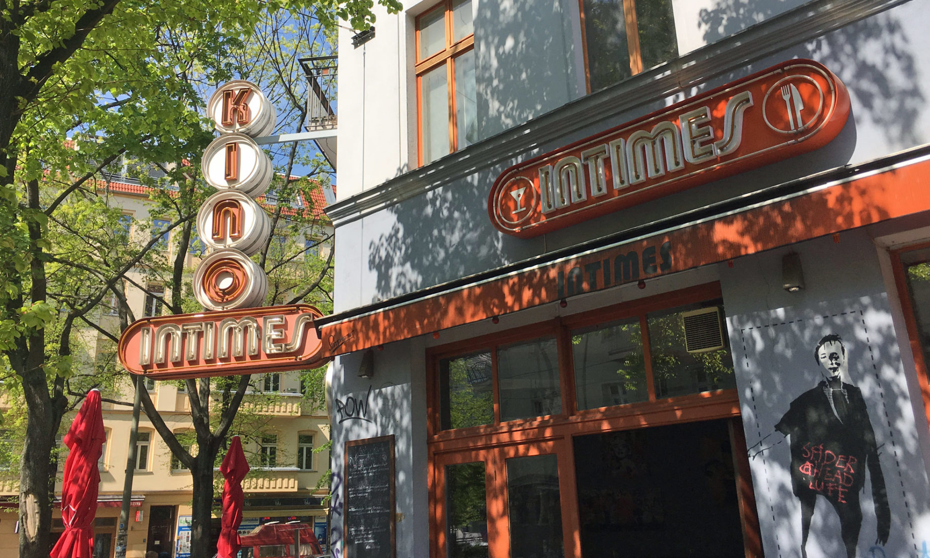 Kino Intimes in Friedrichshain
