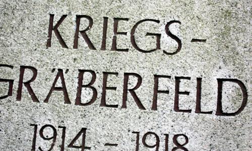 Kriegsgräberfeld 1914-1918 Warnemünde 2010