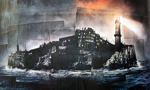Filmplakat Shutter Island 2010