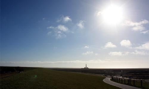 Leuchtturm Westerheversand 2009