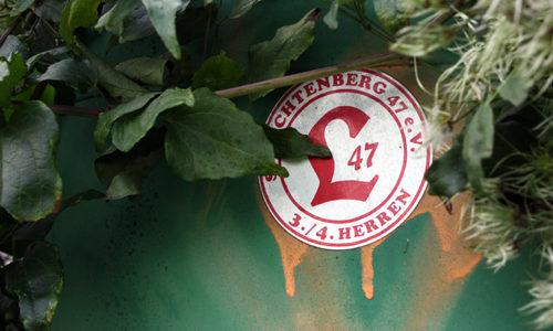 Lichtenberg 47 Aufkleber, 2010