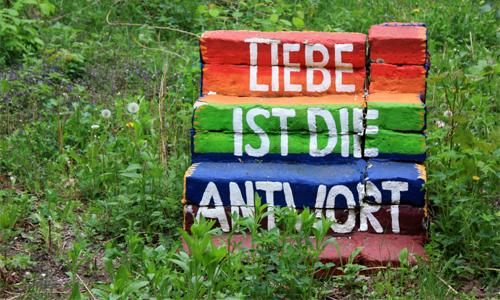 Liebe ist die Antwort Berlin 2010
