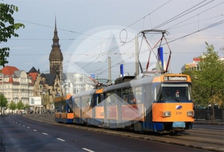 Linie 13 Leipzig 2010