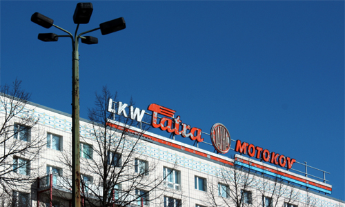 Lkw Tatra Motokov Berlin 2011