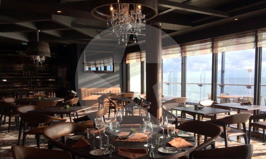 Restaurant Surf & Turf auf der Mein Schiff 5