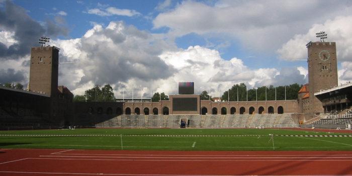 Olympiastadion Stockholm 2005