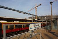 Alter Bahnsteig Bahnhof Ostkreuz Berlin 2011