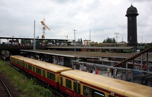Ostkreuz Berlin 2009