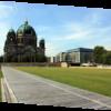 Palast-Wiese und Dom 2009