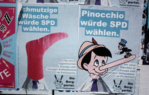 Pinocchio SPD 2009